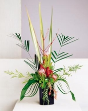 Symapthy Exotic Tropical Garden Bouquet