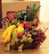 Sympathy Plants & Gift Baskets >Gourmet Fruit Gift Basket