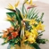 Tropical Basket Arrangements