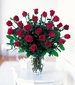 Two Dozen Red Roses Valentine