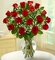 Valentine Premium Long Stem Red Roses