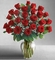 Valentine's Two Dozen Premium Long Stem Red Roses