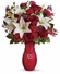 Valentine's Flowers Heartstrings Bouquet