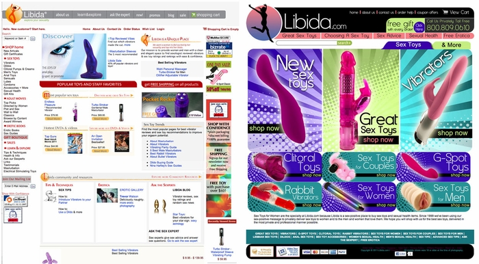 Libida.com Purchased By The World's Most Private Company - June 13, 2011