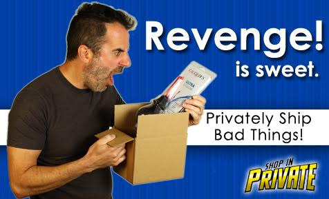 Oct. 25, 2016 - Do You Want Revenge At All Costs? How About $4.99? ShopInPrivate.com Unveils New Revenge Category