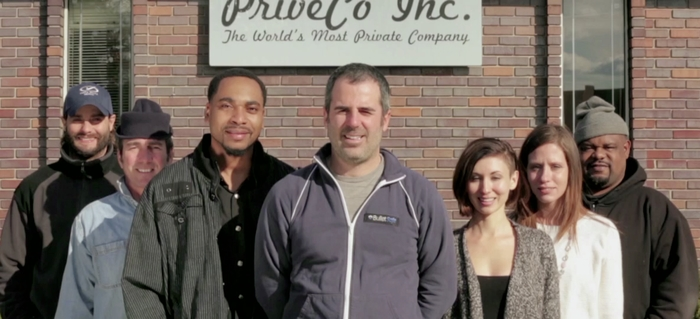 PriveCo's Team