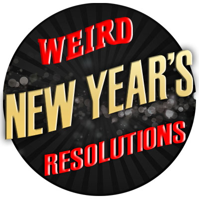 ShopInPrivate.com Develops 15 Weird New Years Resolutions Dec. 20, 2012