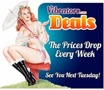 The Prices Keep Dropping at Vibrators.com/Deals - Feb. 14th, 2012