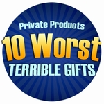 The Ten Worst Christmas Gifts of 2013