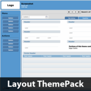 Dejan Delicious Layout ThemePack