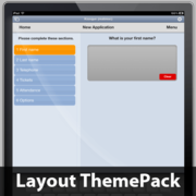 Kiosque Layout ThemePack