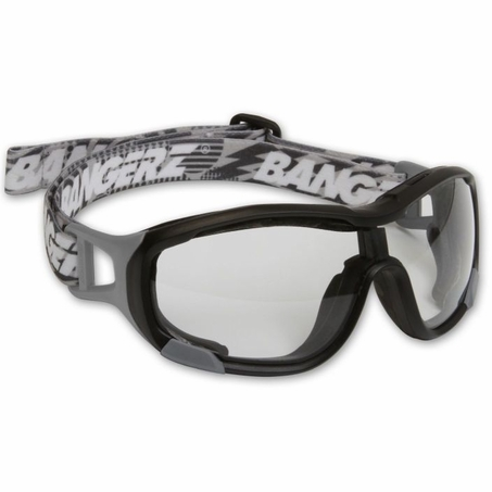 Bangerz ELITE PEV Women's Lacrosse and Field Hockey Goggles