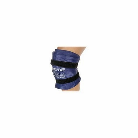 Elasto-Gel Small Knee with Patella Hole Hot / Cold Gel Therapy Wrap