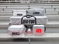 Foobag Outdoor Protective Bags for Athletic Kits and Equipment