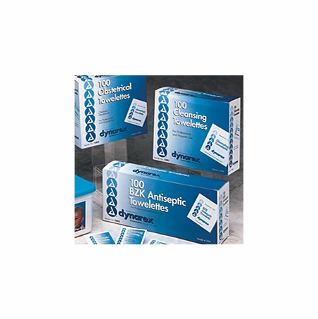 Hand Cleansing Towelettes  (10 pack)