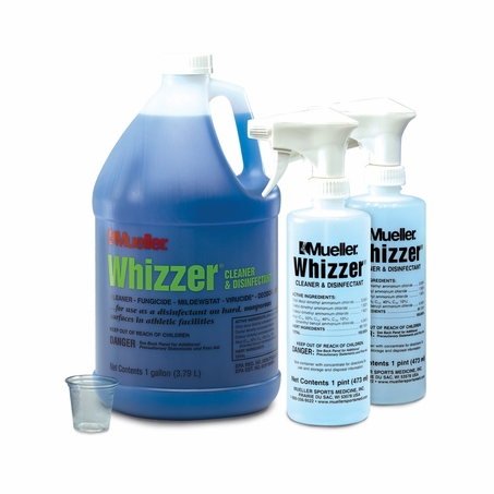 Mueller Whizzer Cleaner and Disenfectant for Mats etc - 1 Gallon