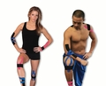 Pro-Tec Precut Kinesiology Tape (Free Shipping)