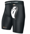 Shock Doctor Compression Short with BioFlex Cup (Free Shipping)