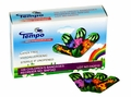 Tempo Latex Free Children's Bandages - 3/4 x 2in - Box of 100 (Free Shipping)