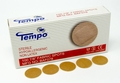 Tempo Latex Free Fabric Dots - 7/8in - Box of 100 (Free Shipping)