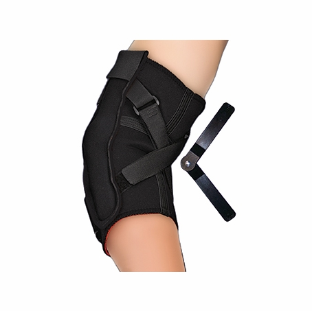 Thermoskin Hinged Elbow Hyperextension Brace Free Shipping