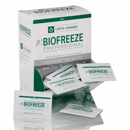Travel Biofreeze Professional 10 Pack
