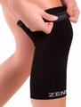 Zensah Black Knee Compression Sleeve (Free Shipping)