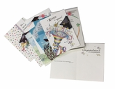 ASST-GRAD-C - Graduation Scripture Greeting Card Assortment