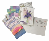 ASST-S-C - Sympathy/Support Scripture Greeting Card Assortment