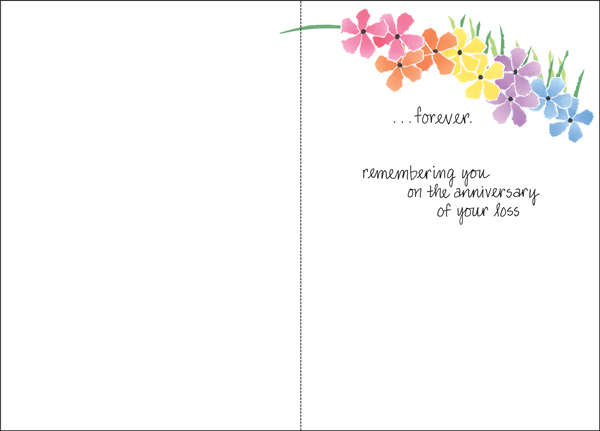 Death anniversary greeting cards b105h remember anniversary greeting cards m4hsunfo