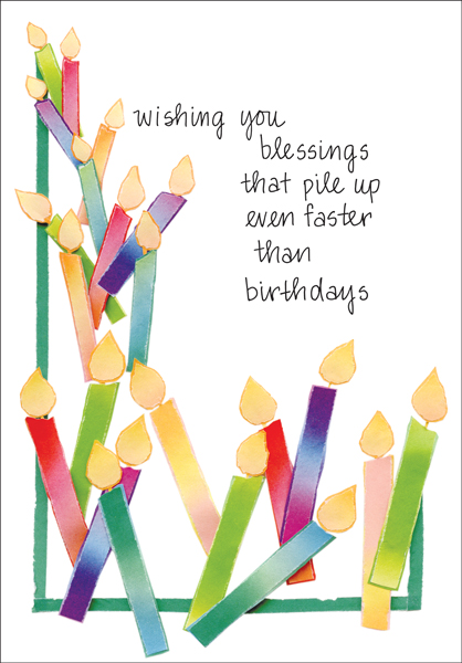 Buy birthday cards in bulk12 cards for under 20 b112 candles birthday cards m4hsunfo Images