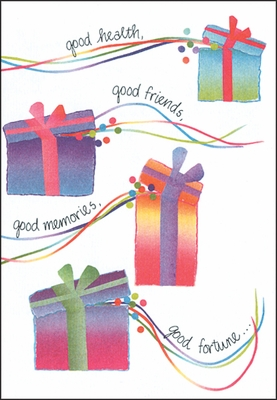 B138 - Good Memories Birthday Cards