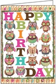 B9188V - Volunteer Birthday Wishes Cards