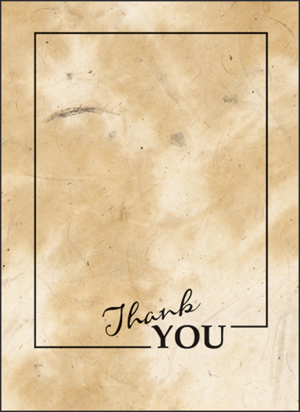 Quality thank you note for business note cards greeting cards and bc01 real estate business thank you cards reheart Image collections