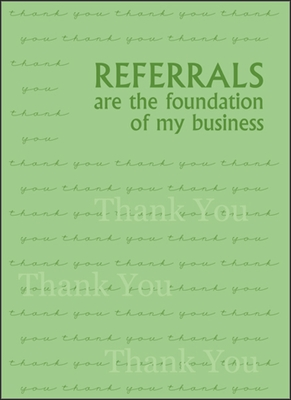 BC04 - Referral Thank You Notes