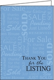 BC05 - Realtor Thank You Cards