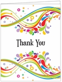 BC10 - Colorful Business Thank You