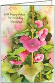 BG108 - Floral Birthday Cards