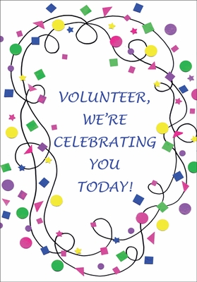 BH164V - Special Volunteer Birthday Cards
