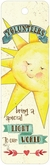 BK101V - Volunteers Bring Sunshine Bookmark