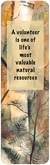 BK103V - Nautural Resources Bookmark