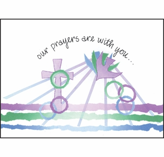 bl01c prayers are with you note cards - Note Cards Online