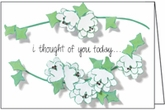 BL114 - Thought of You Hospice Note Cards