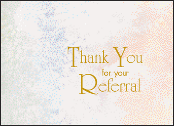 professional thank you notes for clients  it takes two inc
