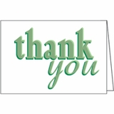 bl160 realtor referral thank you cards - Real Estate Thank You Notes Card