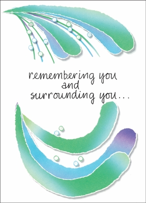 BL233H - Surrounding You Hospice Note Cards