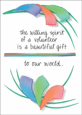 BL235V - Willing Spirit Thank You Cards