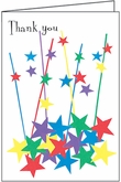 BL266 - Bright Stars Thank You Notes