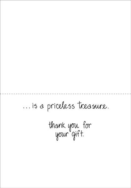 Thank You Card | Donation And Charity Thank You Cards | Order