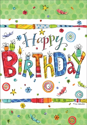BU144V - Special Volunteer Birthday Cards